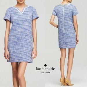 Kate Spade Graphic Tweed Tunic Dress HW6449